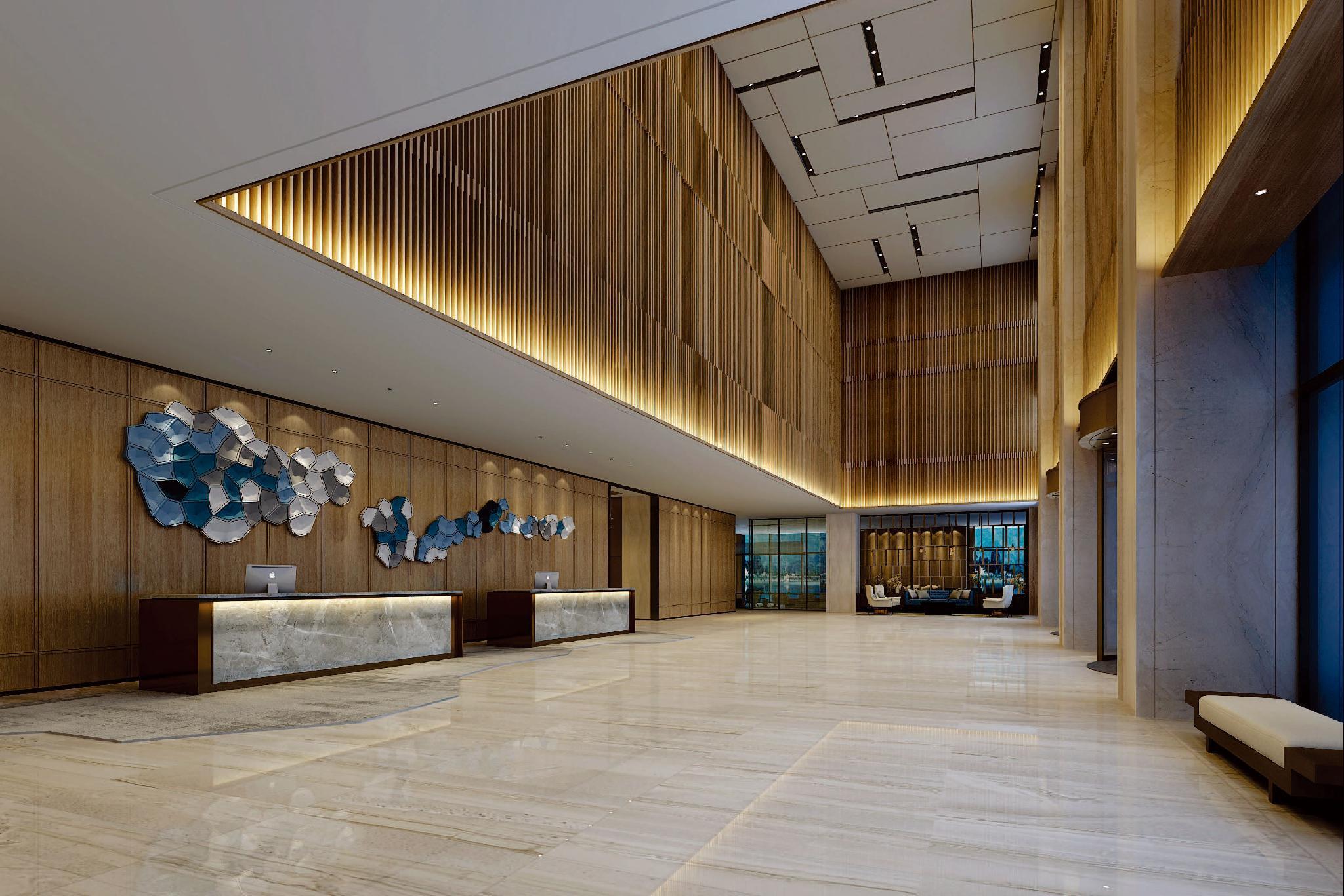 Hai Tian Hong Dao International Convention Exhibition Center Hotel