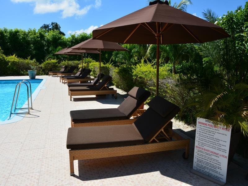 Villa De Cerf Seychelles