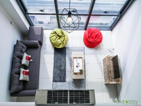 Luxury Couple Style Spacious Space with City View Kuala Lumpur