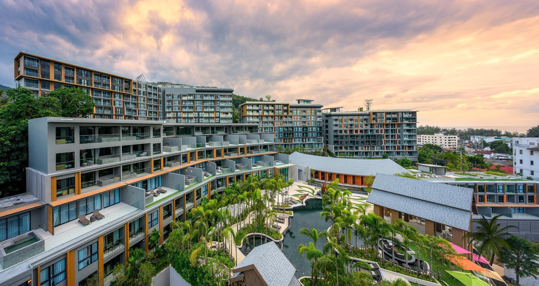 Mida Grande Resort Phuket ไมด้า กรันเด รีสอร์ต ภูเก็ต