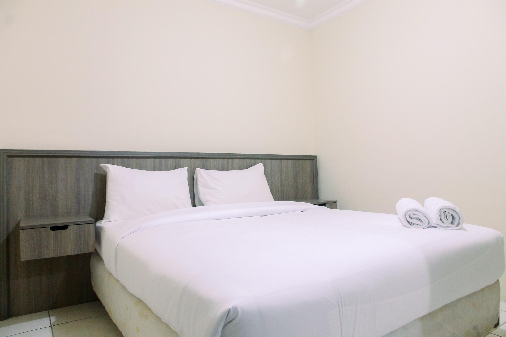 2BR Comfort Apt Great Western Serpong By Travelio