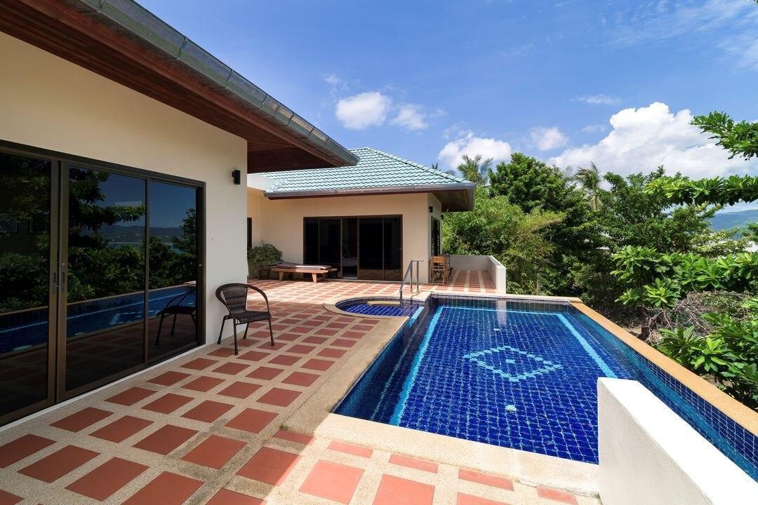 3 Bedroom Sea View Villa - Pad Thai วิลลา 4 ห้องนอน 3 ห้องน้ำส่วนตัว ขนาด 200 ตร.ม. – เชิงมน