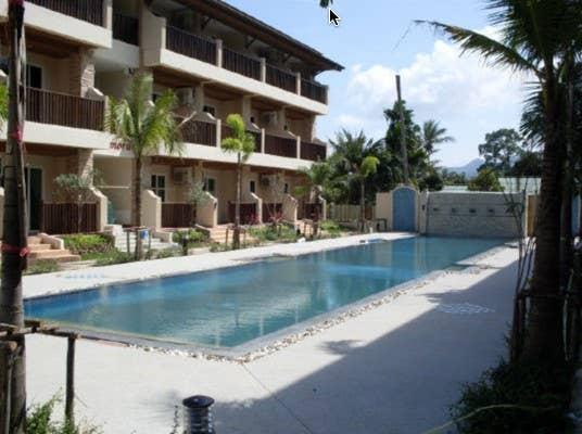 1 Bed Condo   Walk To Chaweng Beach