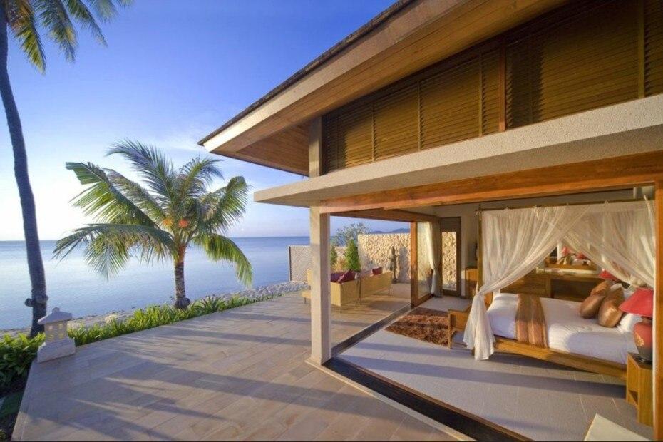 3 Bed Beachfront Villa - Chef, Maid, Nanny วิลลา 3 ห้องนอน 3 ห้องน้ำส่วนตัว ขนาด 150 ตร.ม. – หน้าทอน
