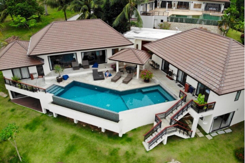 5 Bedroom Sea View Villa Angthong Hills