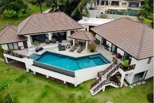 [バンポル]ヴィラ(1500m2)| 5ベッドルーム/5バスルーム 5 Bedroom Sea View Villa Angthong Hills