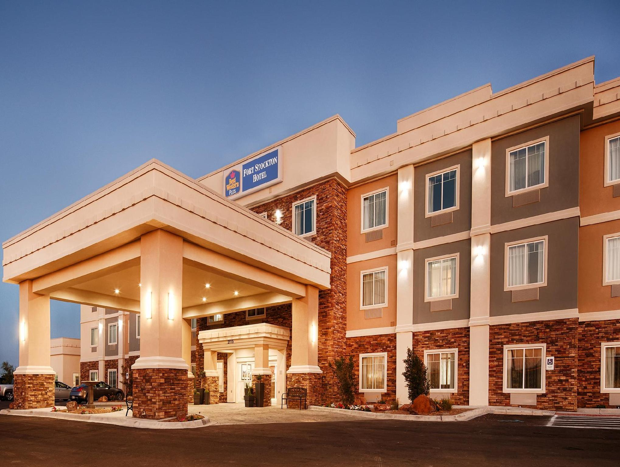 Best Western PLUS Fort Stockton Hotel Reviews