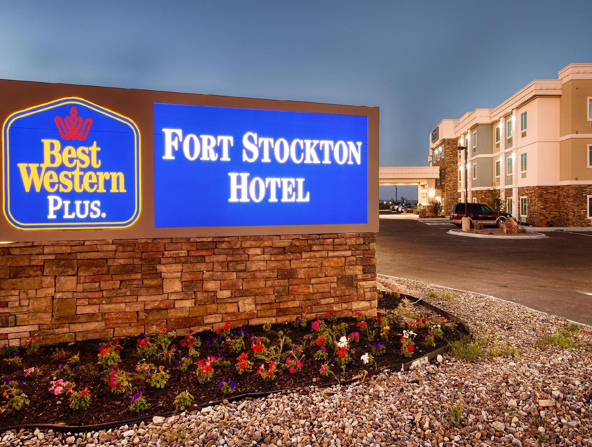 Price Best Western PLUS Fort Stockton Hotel