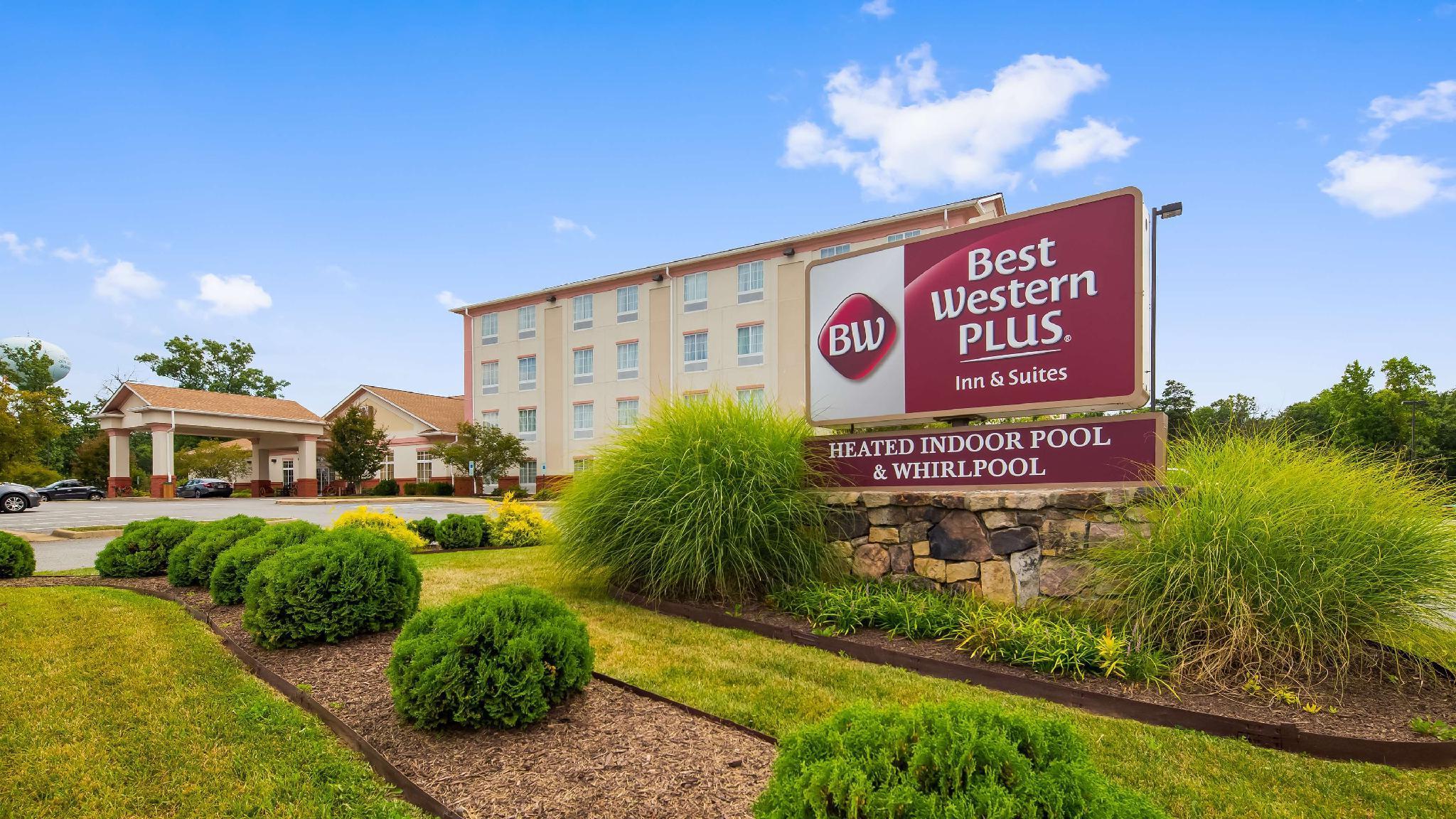 Best Western Plus Crossroads Inn And Suites