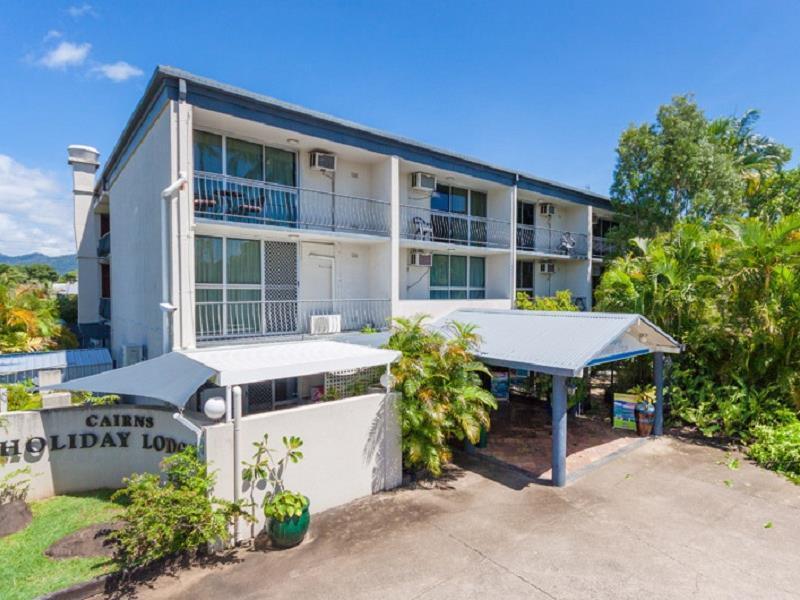 Aussie Wolf Cairns Holiday Lodge Unit 37