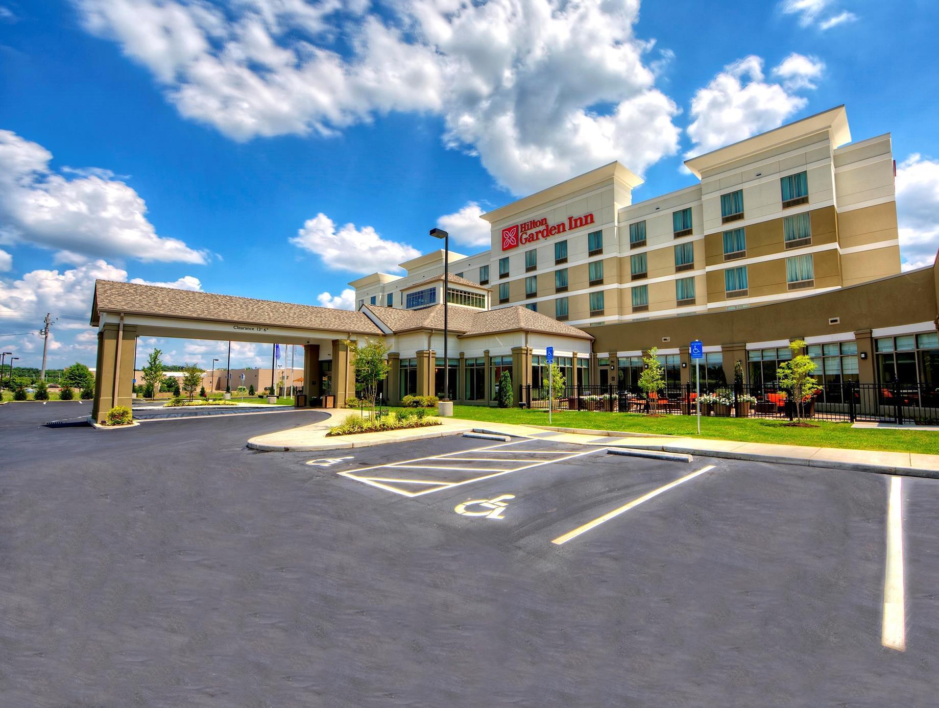 Hilton Garden Inn Memphis Wolfchase Galleria