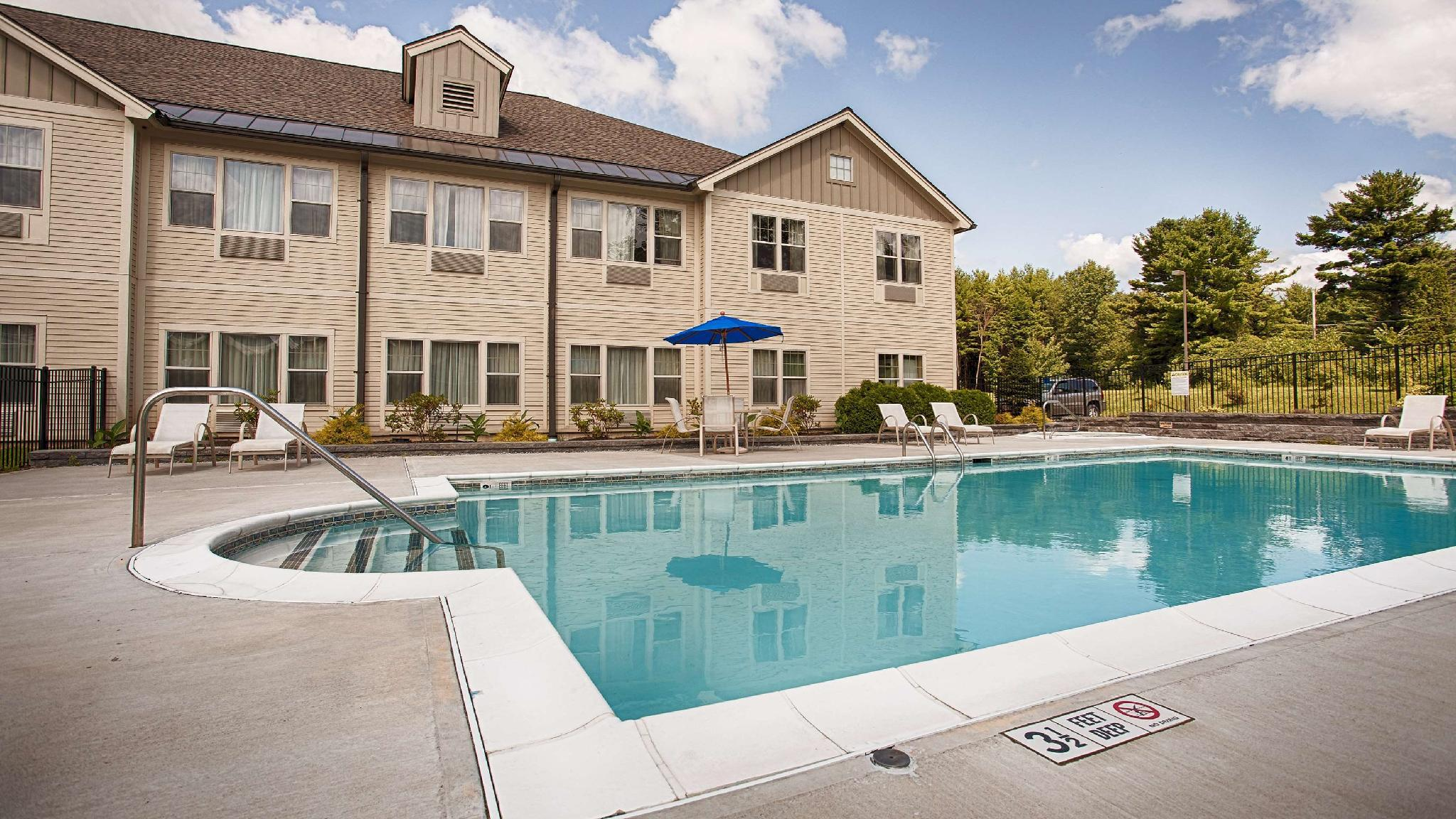 Best Western PLUS Saratoga Springs