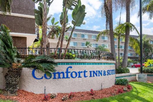 Comfort Inn and Suites San Diego - Zoo SeaWorld Area