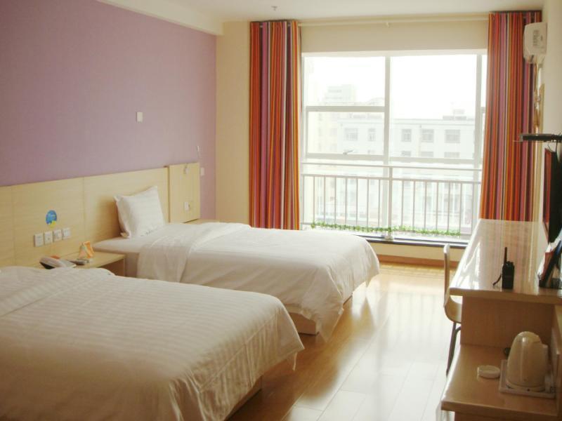 7 Days Inn Sanhe Yanjiao Palace Avenue Branch