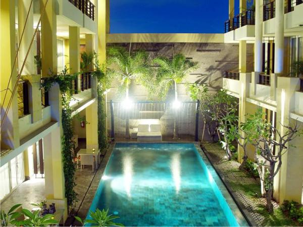 100 Sunset Boutique Hotel Managed by Eagle Eyes Bali