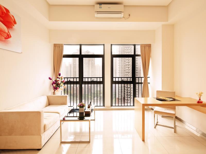 Xingyi International Apartment Panyu Wanda Plaza Branch