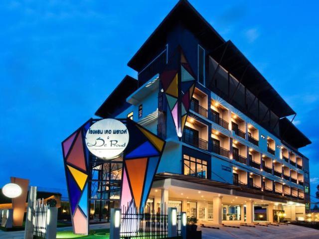 โรงแรมเดอพราวด์ – De Proud Hotel