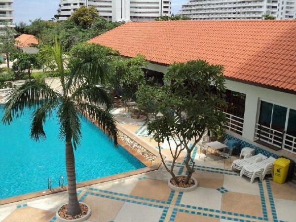 Apartment Alex Group View Talay 5C Pattaya