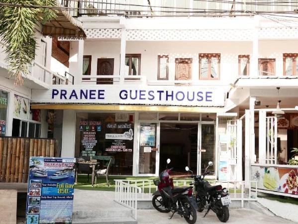 Pranee Guesthouse Koh Tao
