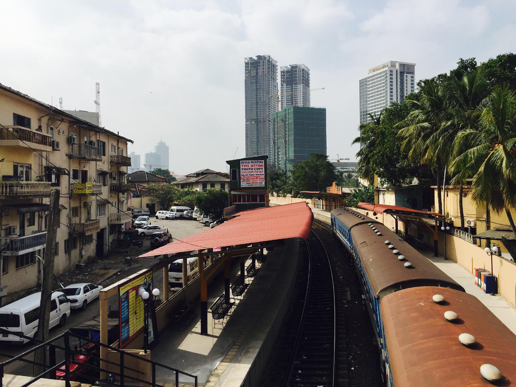 Colombo Downtown Monkey Hostel