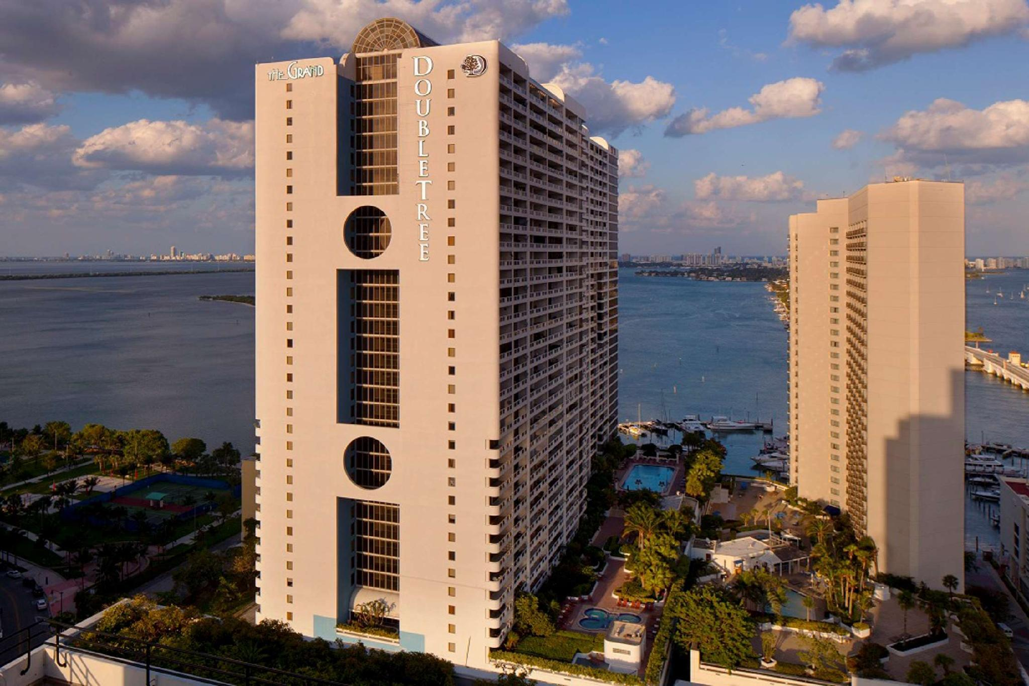 Doubletree Grand Hotel Biscayne Bay Miami