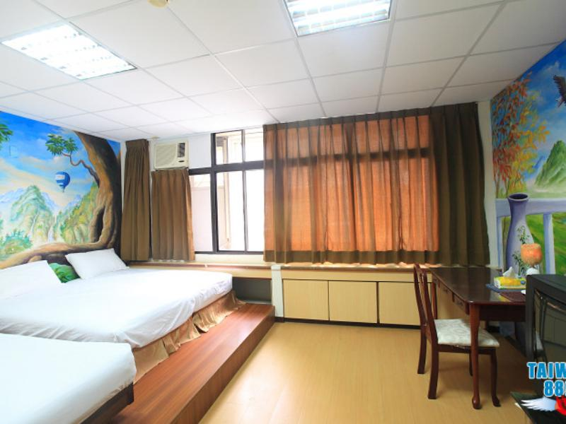 Fu Bei Man Yi Bed And Breakfast
