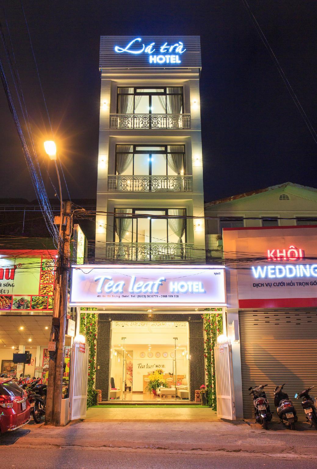 Tealeaf Hotel