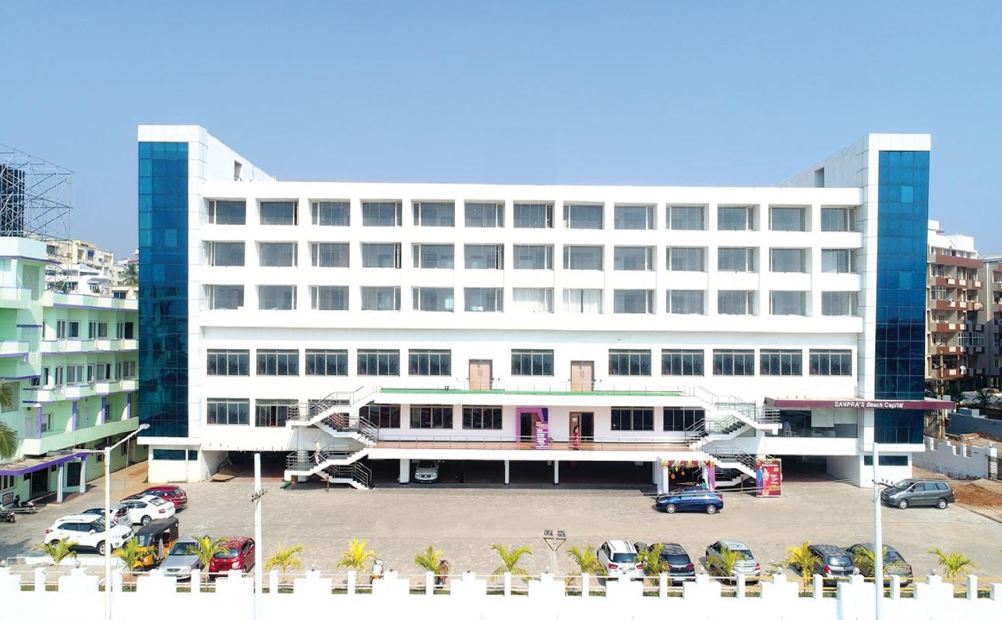Bay View Hotel Vizag