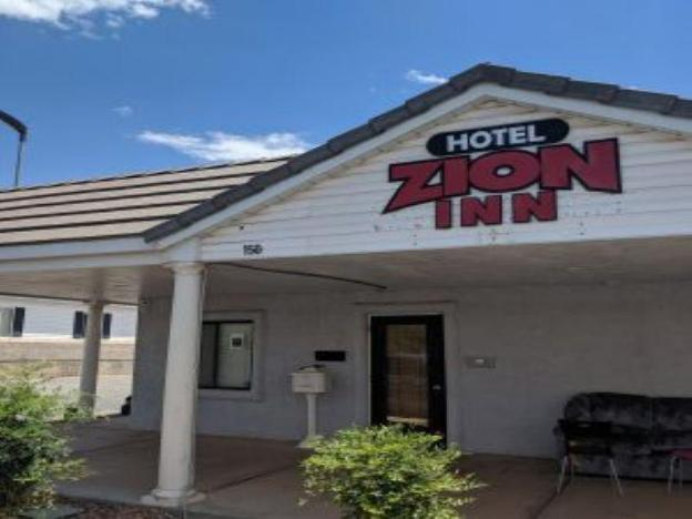 Hotel Zion Inn