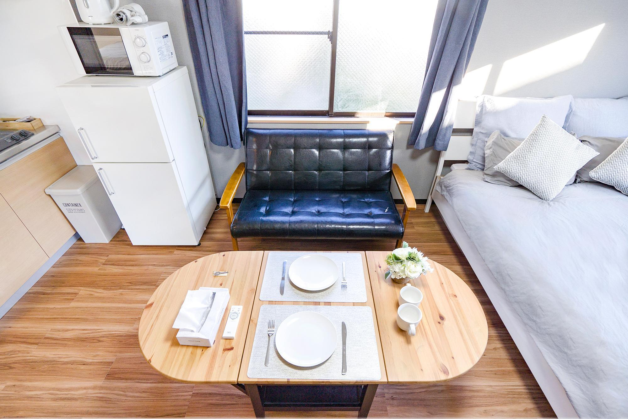 E Apartment In Shinjuku 32 SOW 1