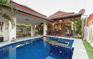 Mojo Premium Pool Villa in Hua Hin 102 (2 BR) วิลลา 2 ห้องนอน 2 ห้องน้ำส่วนตัว ขนาด 100 ตร.ม. – กลางเมืองหัวหิน