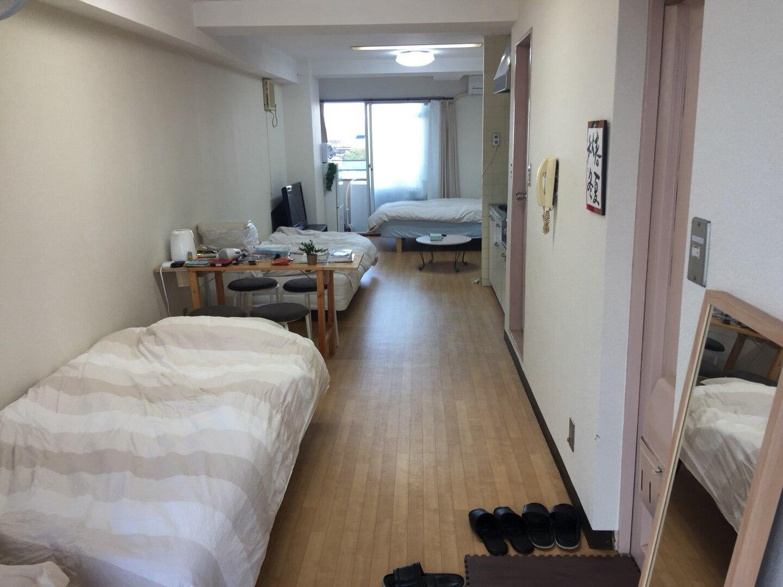 Nakanosakaue  By Walk 3min  Big Room 30m2Shinjuku