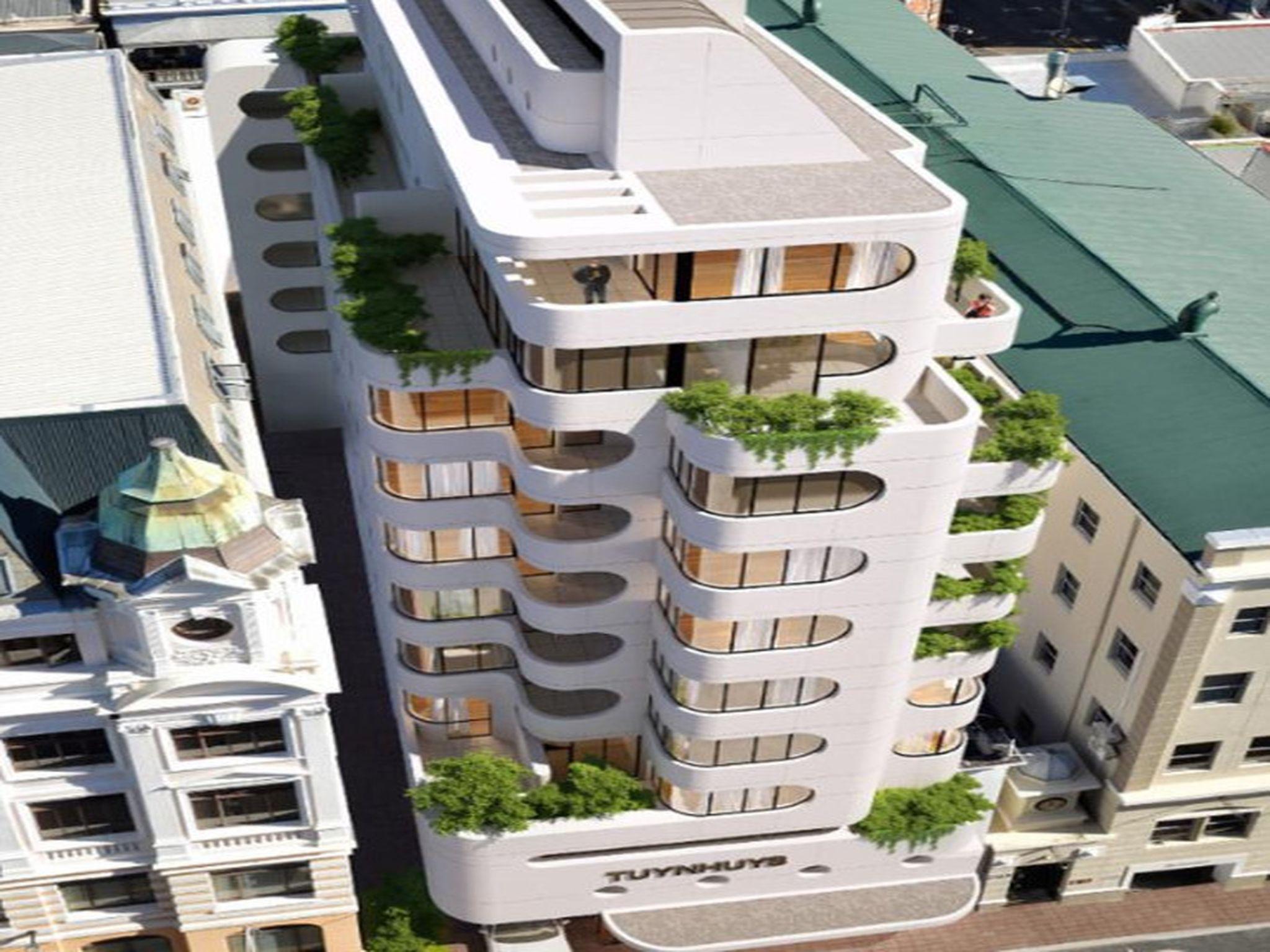 Tuynhuys Luxury Serviced Apartments
