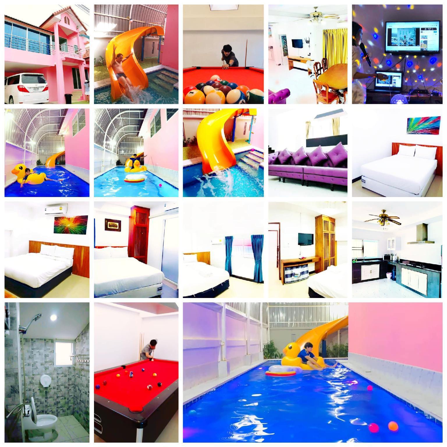Sweety Pool Villa