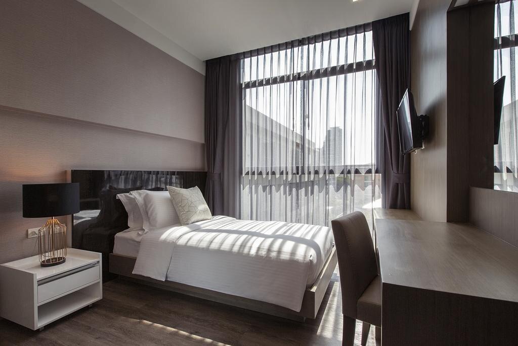 Spacious 3 Bedrooms Apartment in City center อพาร์ตเมนต์ 3 ห้องนอน 2 ห้องน้ำส่วนตัว ขนาด 115 ตร.ม. – สุขุมวิท