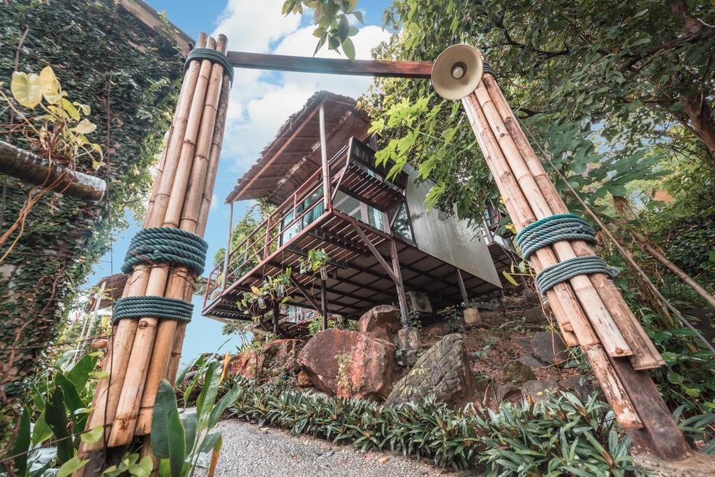 Awesome Bungalow with Amazing Sea View สตูดิโอ บังกะโล 1 ห้องน้ำส่วนตัว ขนาด 24 ตร.ม. – อ่าวโละดาลัม