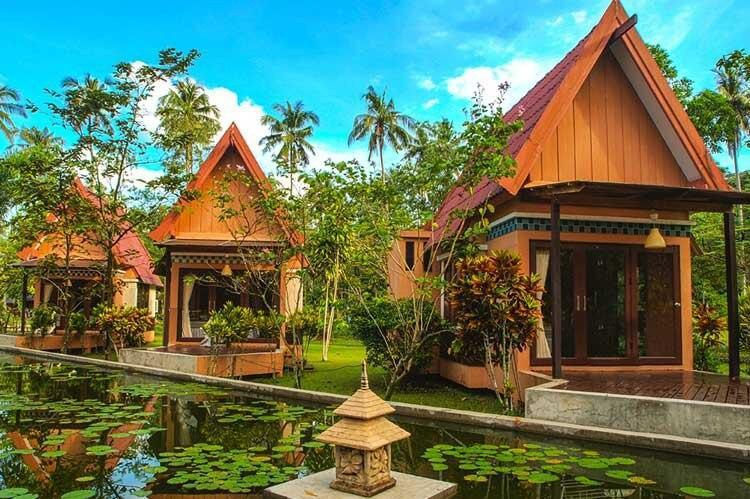 Garden Villa Bungalow Water Front Koh Kood Island วิลลา 1 ห้องนอน 1 ห้องน้ำส่วนตัว ขนาด 25 ตร.ม. – อ่าวพร้าว