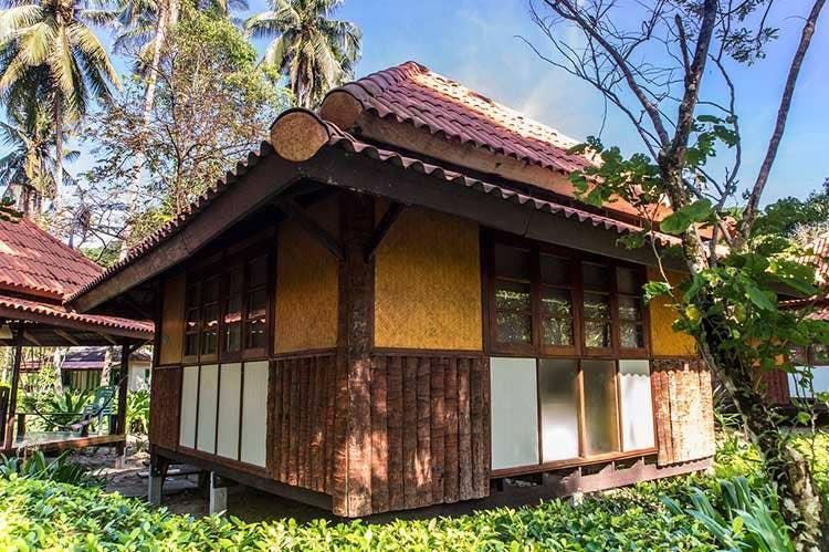 Family Bungalow Ao Prao Beach Koh Kood Island วิลลา 1 ห้องนอน 1 ห้องน้ำส่วนตัว ขนาด 30 ตร.ม. – อ่าวพร้าว