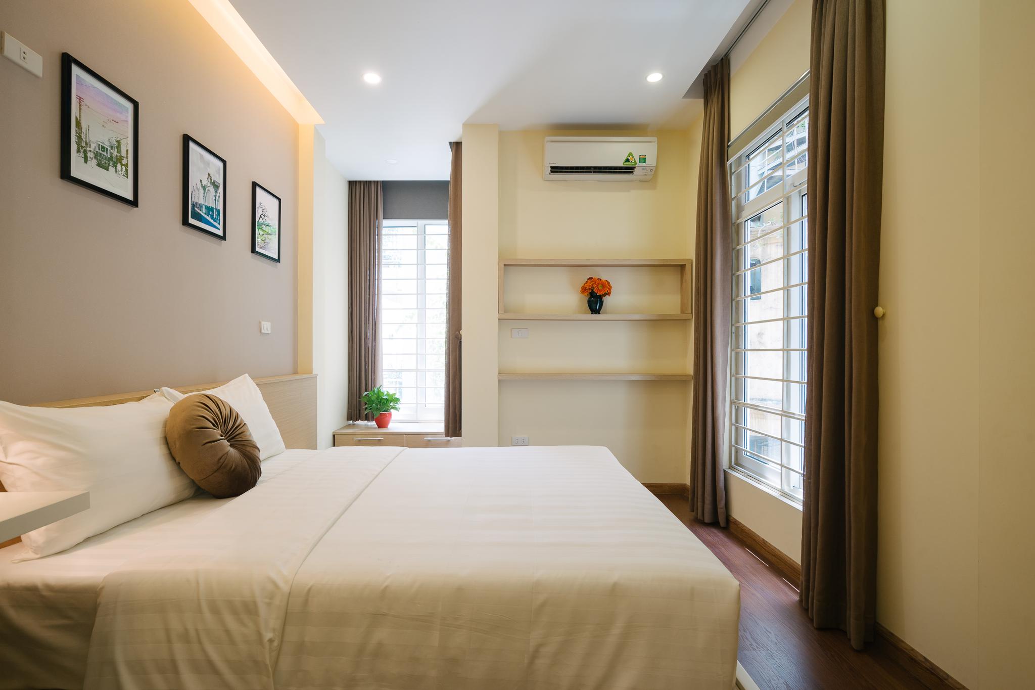 Hanoi Senses Home   Deluxe Room
