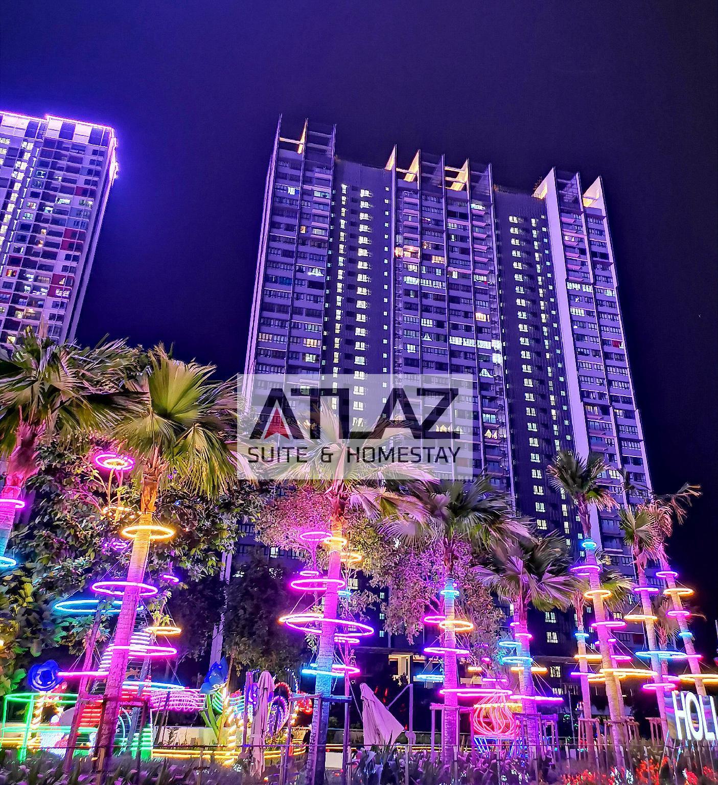 ATLAZ Suite @ I City Theme Park