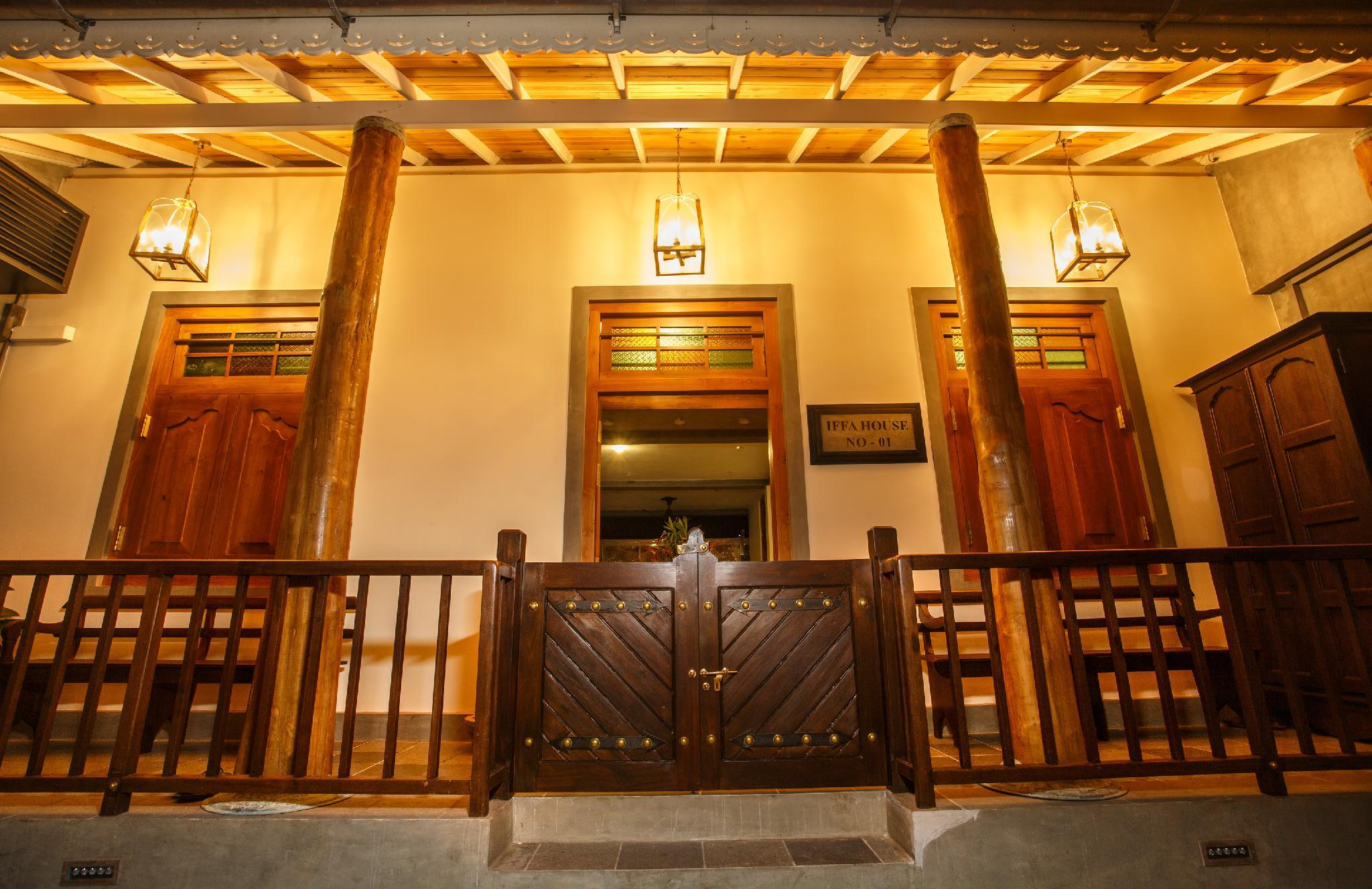 Iffa House Galle
