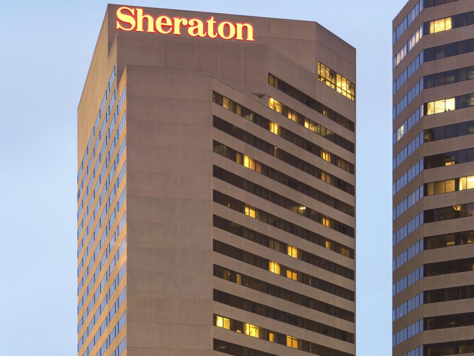 Sheraton Columbus Hotel at Capitol Square