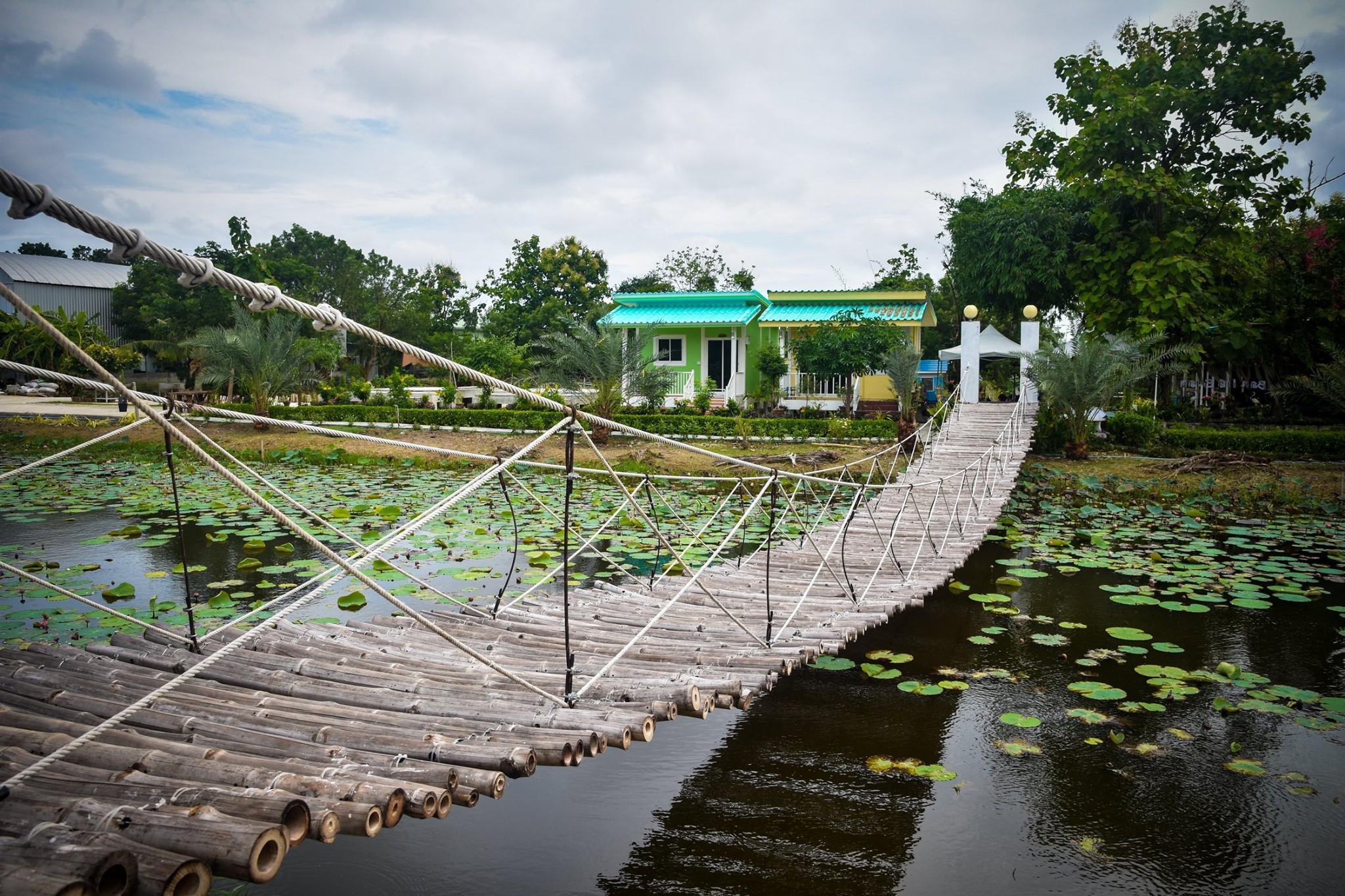 Ban Ing Suan Homestay Suvarnabhumi บังกะโล 2 ห้องนอน 1 ห้องน้ำส่วนตัว ขนาด 28 ตร.ม. – สนามบินสุวรรณภูมิ