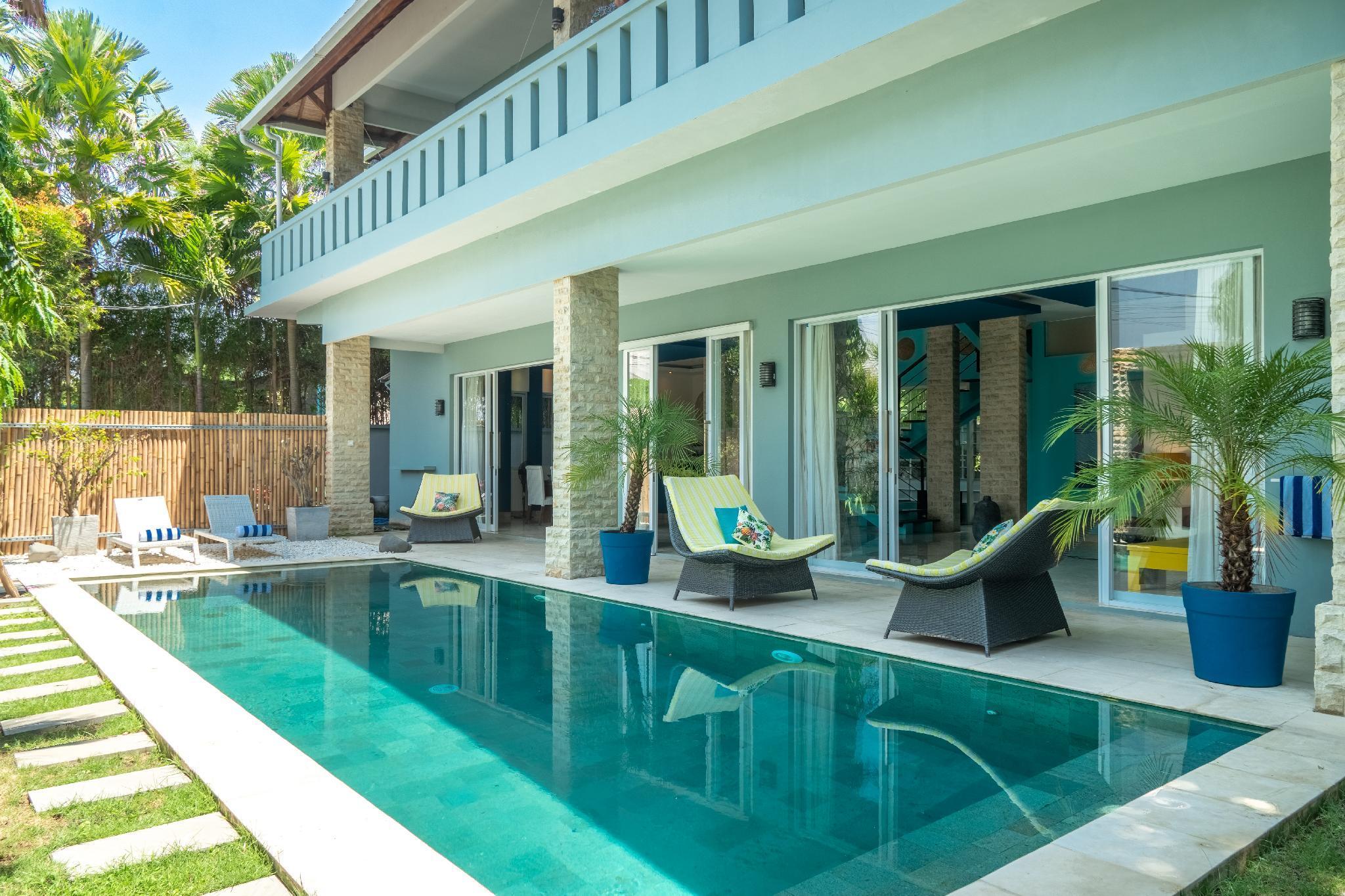 PROMO Huge And Stylish Villa Canggu Walk To Beach