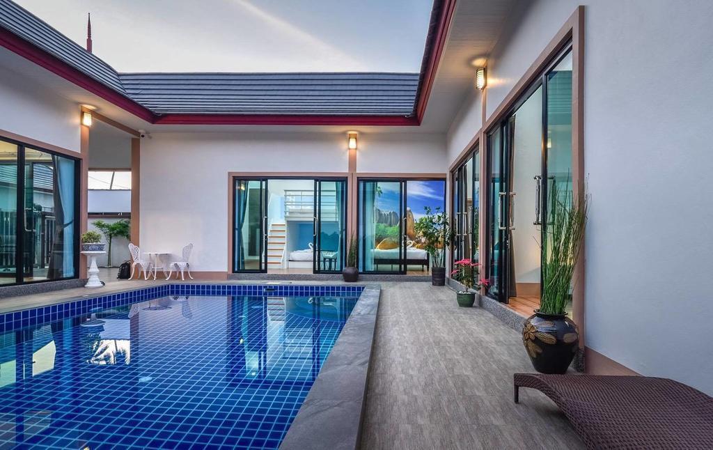 Krabi Mountain View Pool Villa