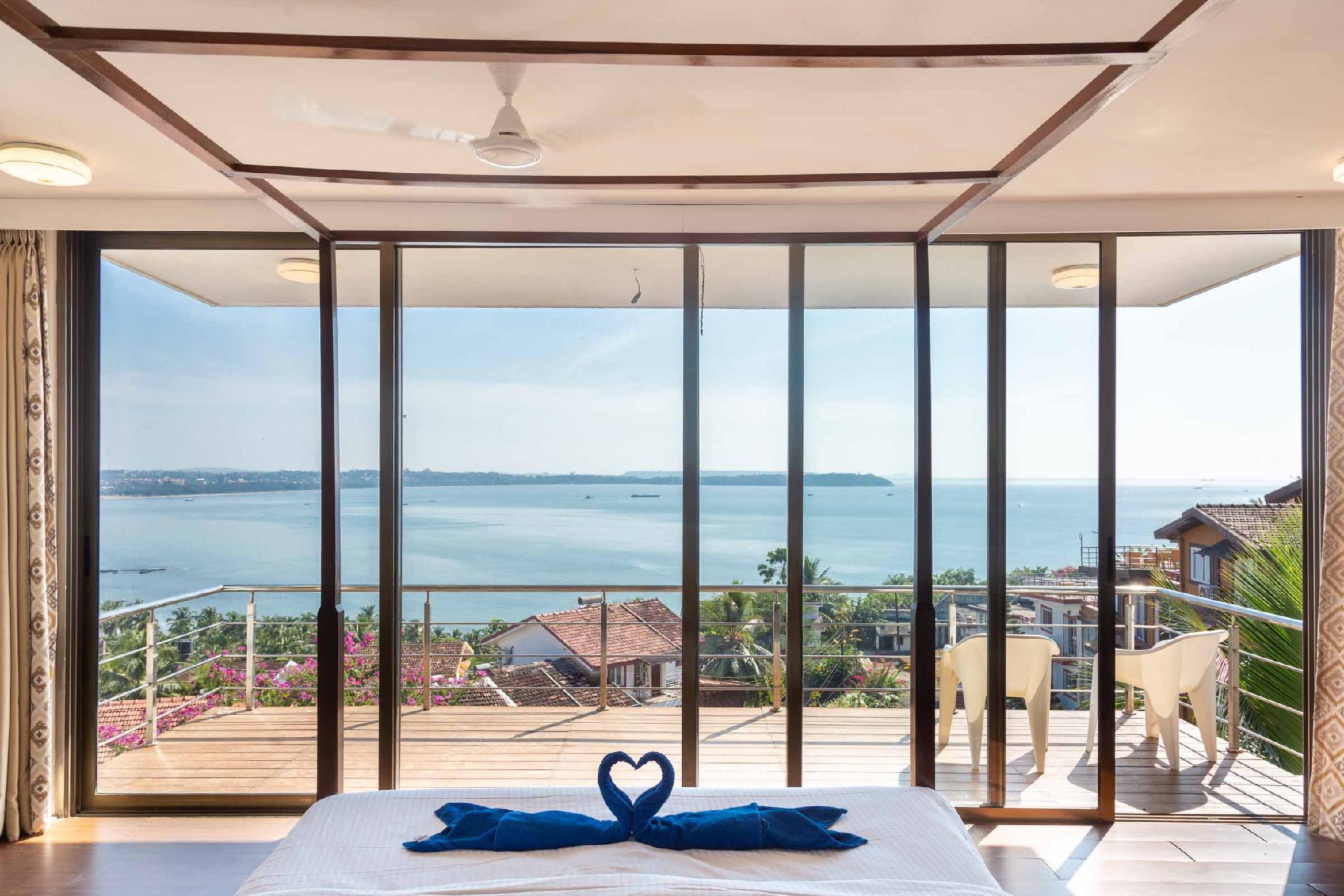 SOBERBO 4 Bedroom Sea View Villa With Private Pool