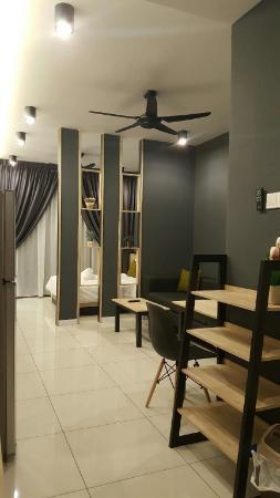 [19]Studio Homestay@Parc Regency JB Johor Bahru