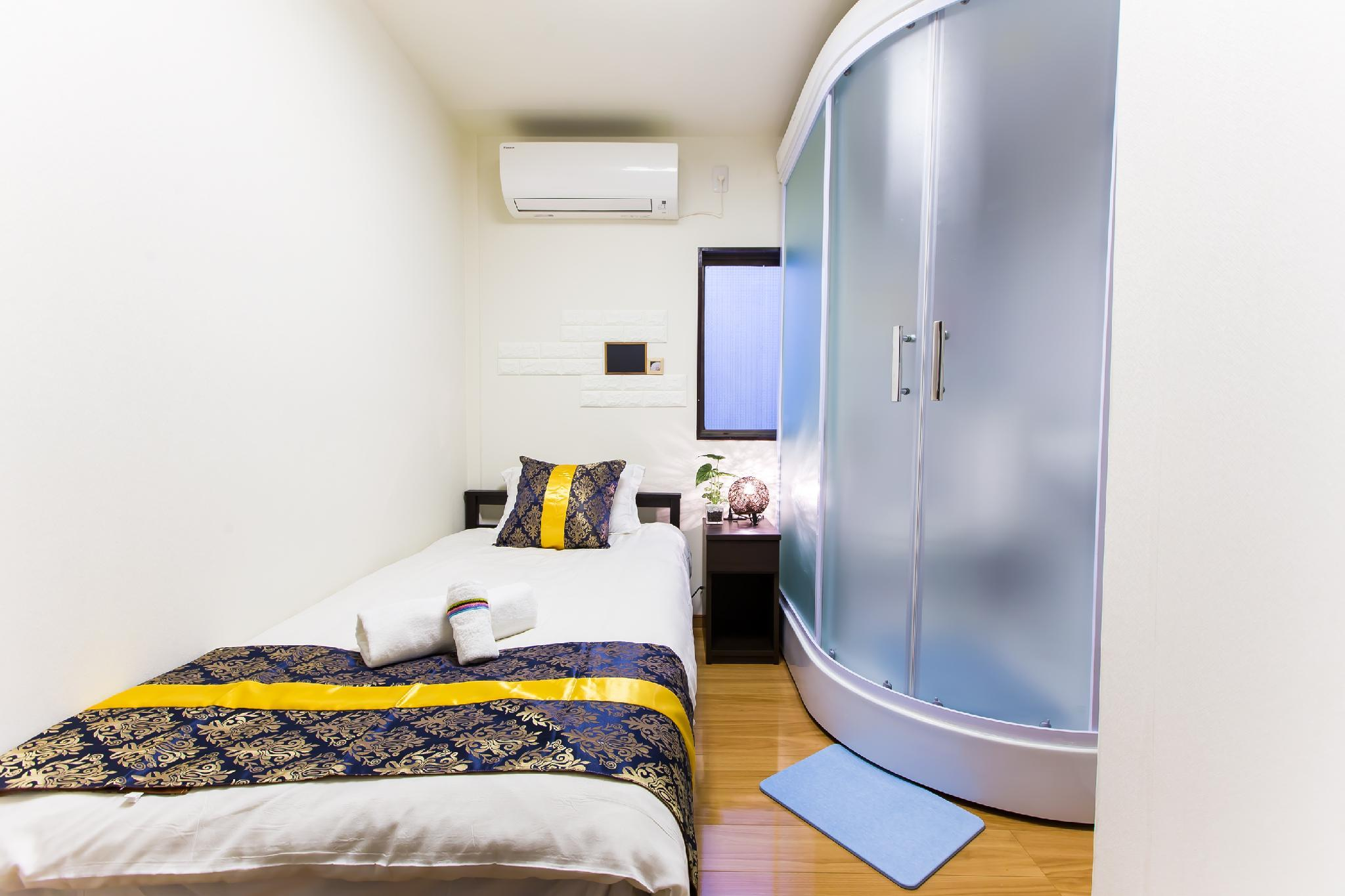 403   Sakuragawa Trusty Hostelandhotel Single Room
