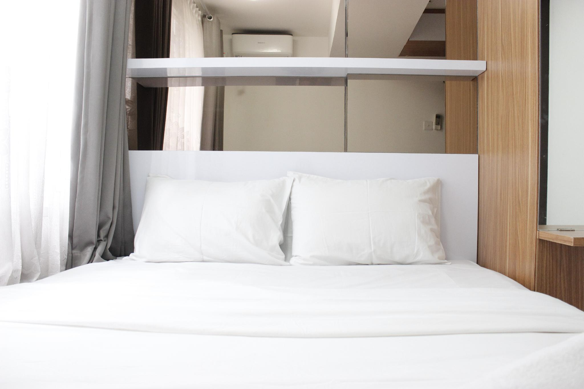 Quiet 2BR @ The Jarrdin Cihampelas Apartment By Travelio