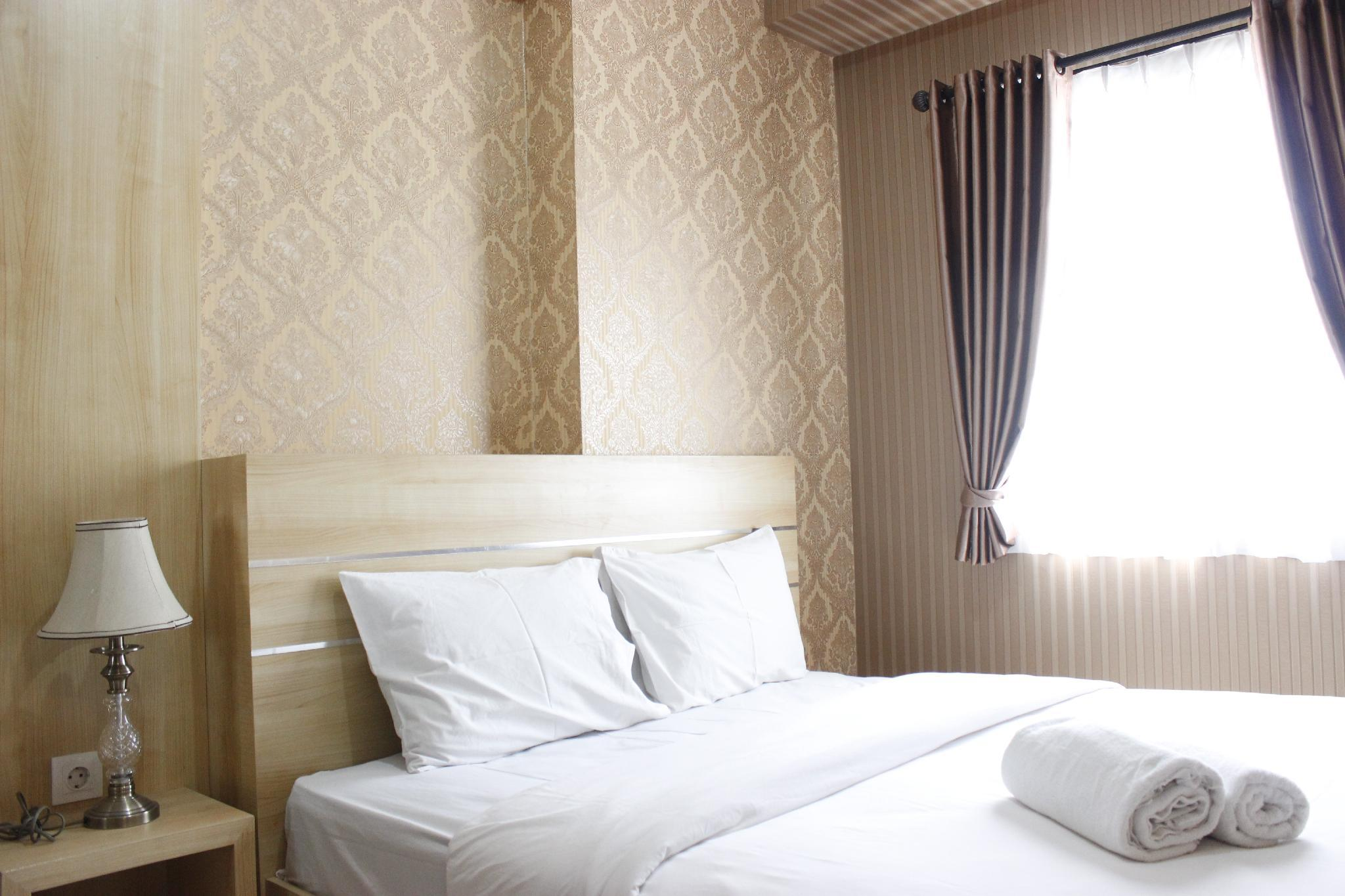 Classic 2BR Apartment At Mekarwangi Square Cibaduyut By Travelio